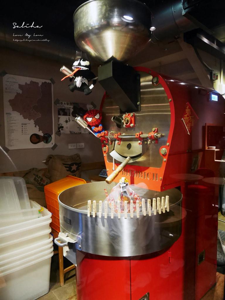 台北中山區可久坐咖啡廳推薦RAYCA COFFEE雙連站可久坐咖啡廳氣氛好下午茶 (5)