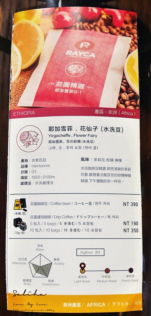 台北中山區可久坐咖啡廳推薦RAYCA COFFEE雙連站可久坐咖啡廳氣氛好下午茶 (4)
