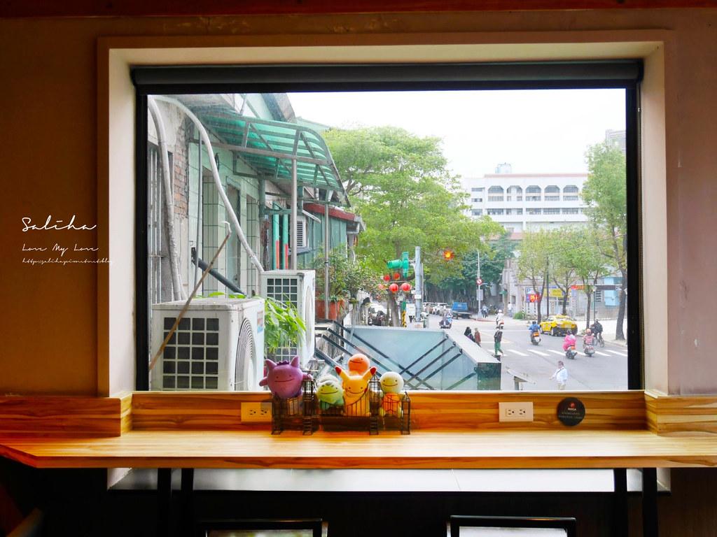 台北中山站雙連站不限時咖啡廳推薦RAYCA COFFEE下午茶早午餐好吃可久坐閱讀甜點蛋糕 (3)