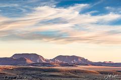 Evening Colors - Davis Mountains, Texas