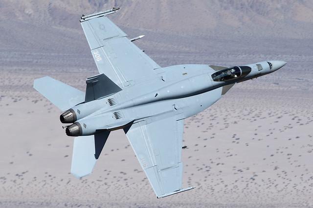 USN F/A-18E - NAS Lemoore, CA
