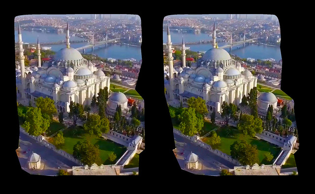 Istanbul in 3D