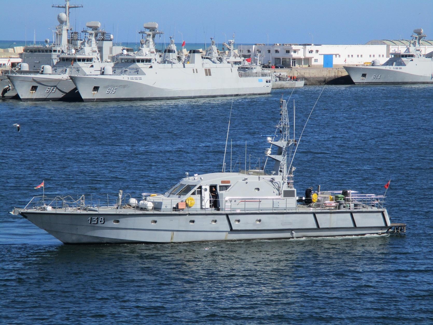 Moroccan Law Enforcement & Cost Guard Fleet / Vedettes de Surveillance et les Gardes des Côtes - Page 6 51061177031_6c010fb44d_o_d