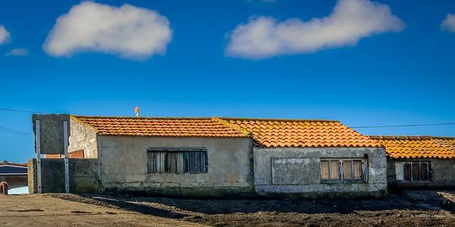 Baraque ostréicole. Île de Noirmoutier