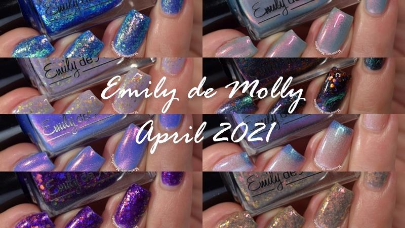 Emily De Molly April 2021 Release