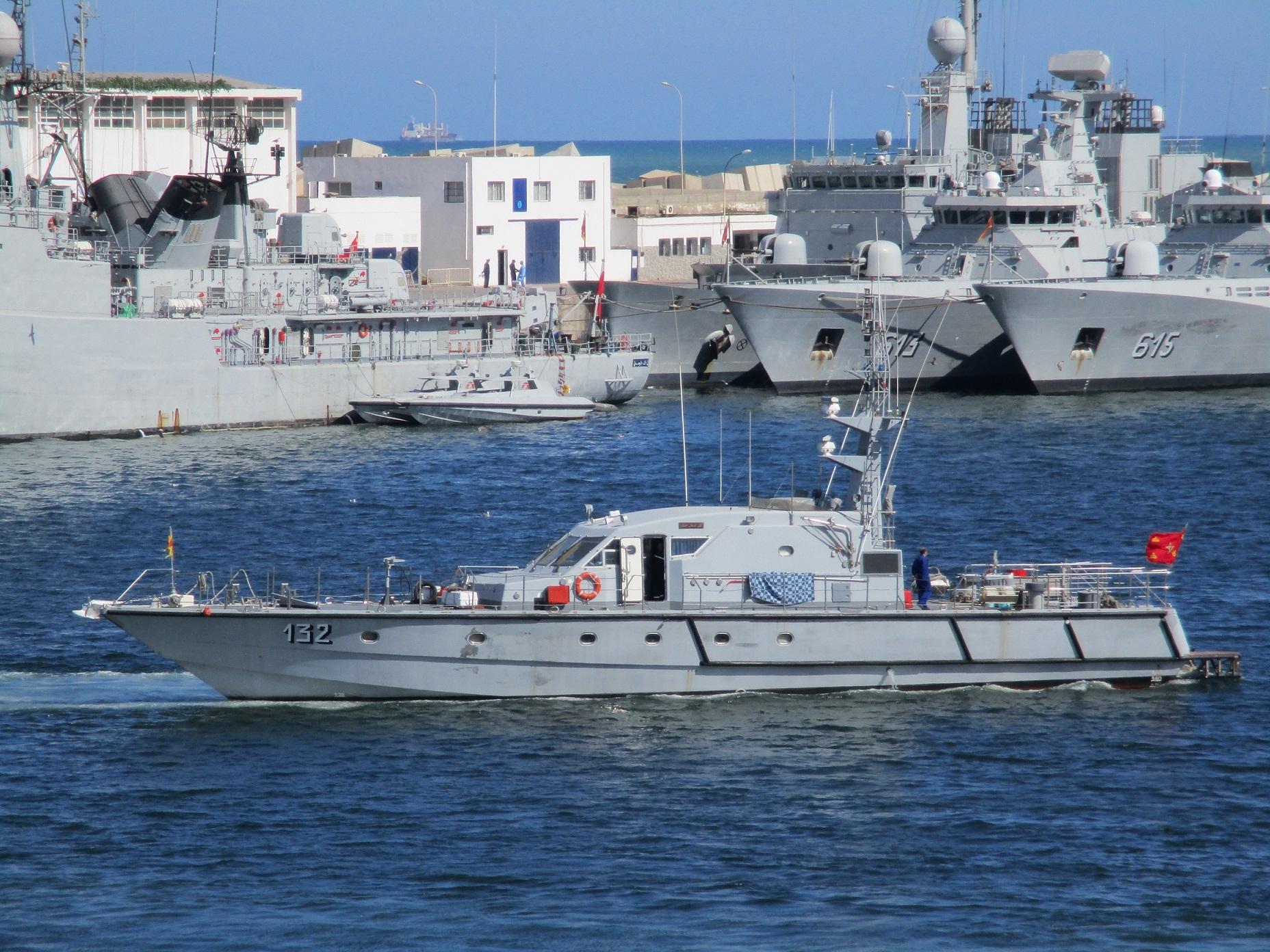 Moroccan Law Enforcement & Cost Guard Fleet / Vedettes de Surveillance et les Gardes des Côtes - Page 6 51061259037_16d296d474_o_d