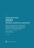 Informe anual Verdad justicia y sanación 2020-1