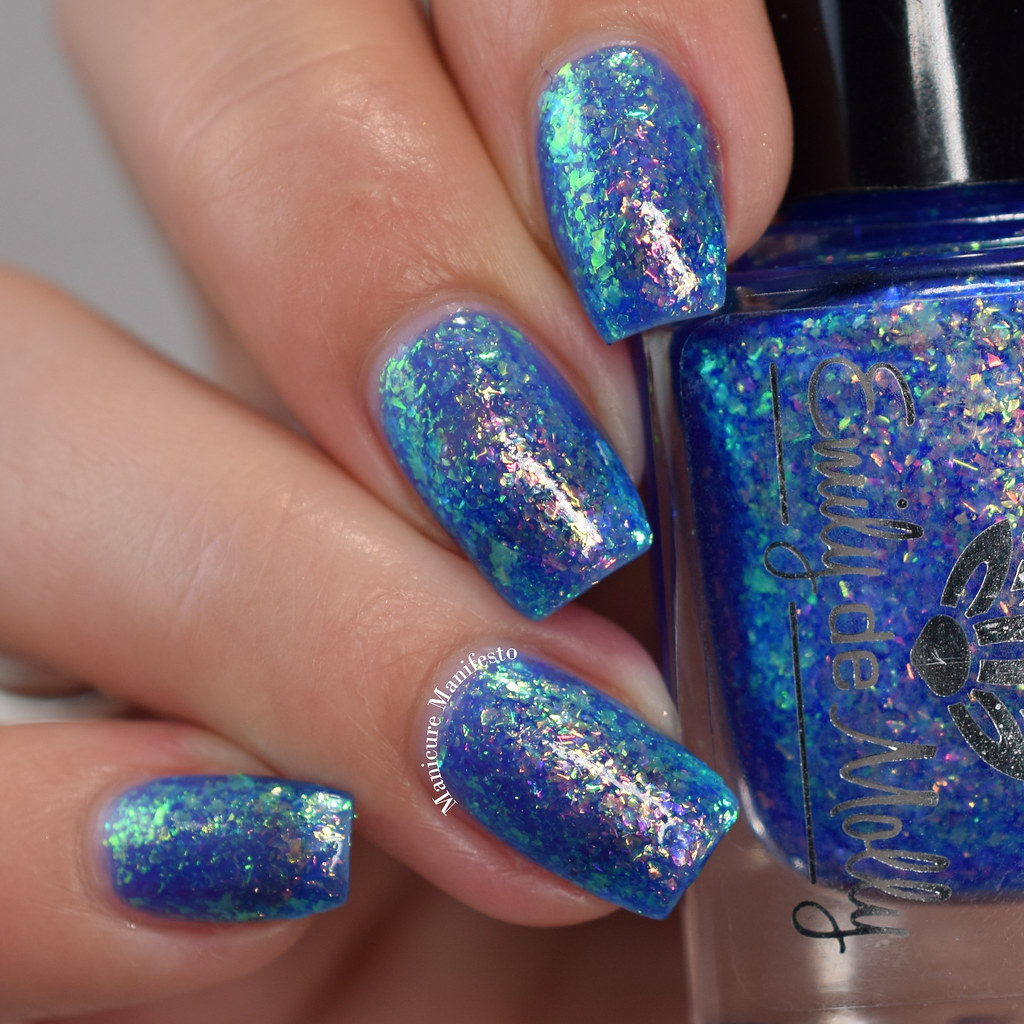 Emily De Molly Begin At The End swatch