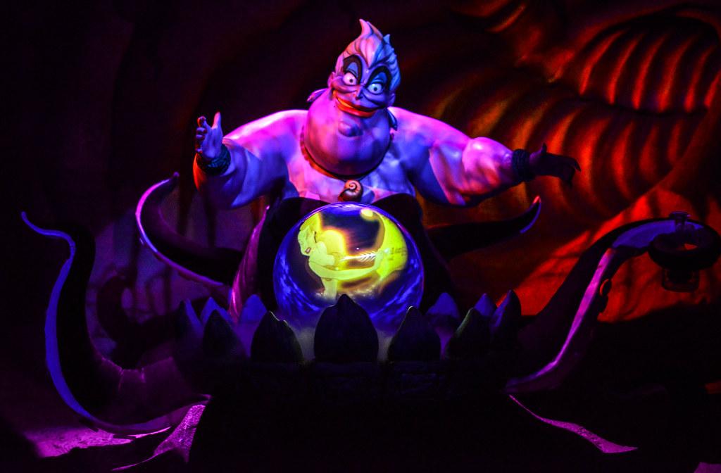 Ursula Little Mermaid MK