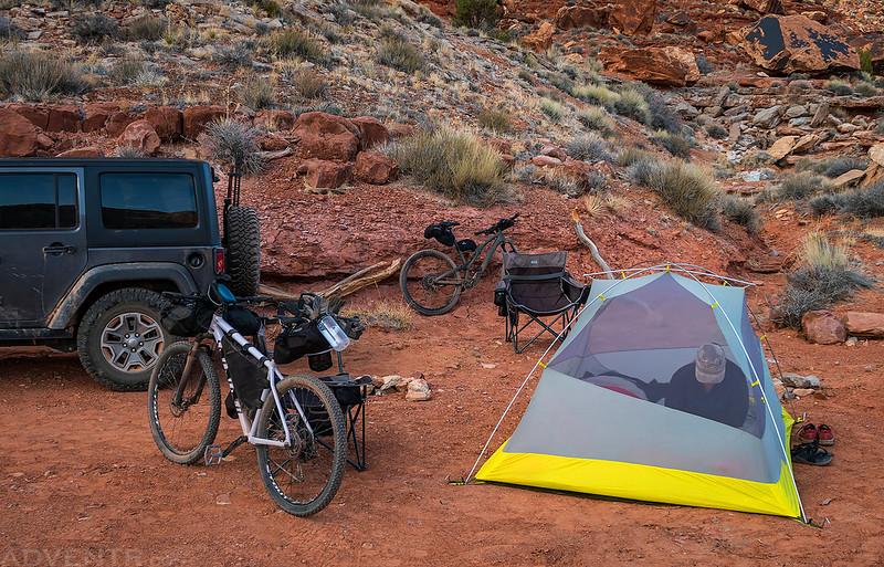 Johns Canyon Camp