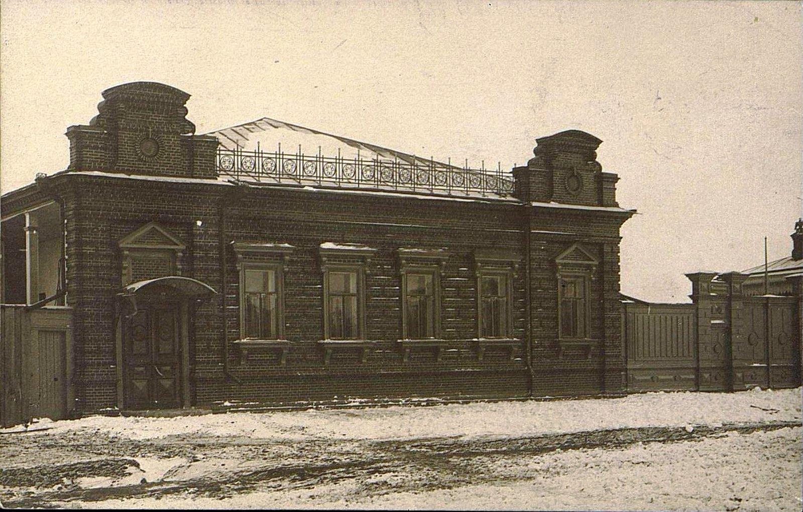 Дом Чепурина