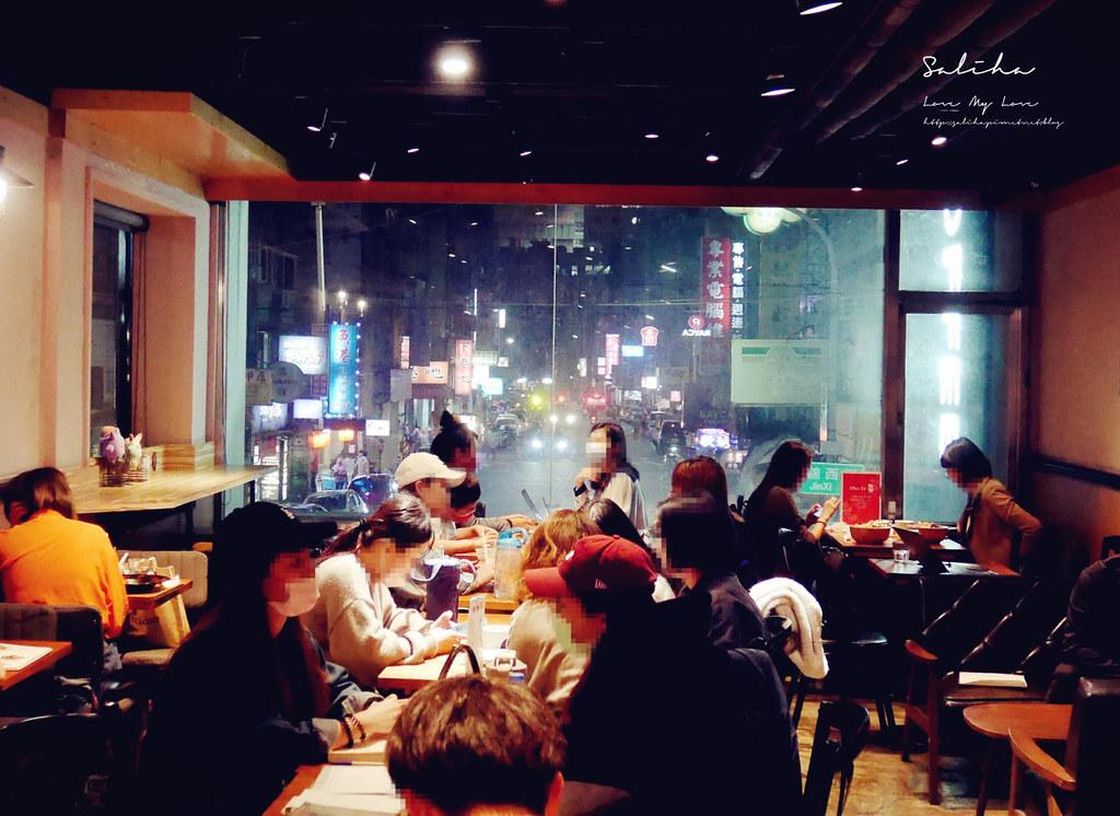 台北適合約會的咖啡廳RAYCA COFFEE法式甜點中山區雙連站餐廳排餐沙拉輕食早午餐 (2)