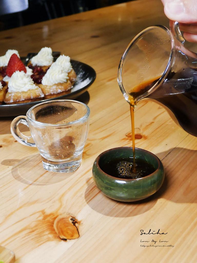 台北好喝咖啡精品咖啡單品咖啡RAYCA COFFEE中山區雙連站可久坐咖啡廳下午茶適合聊天看書 (2)