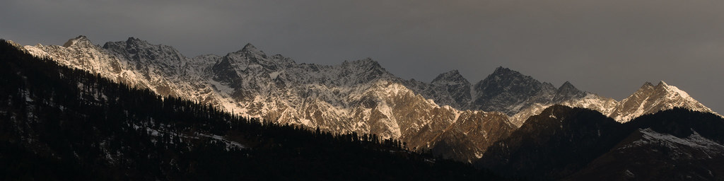 Mountains of Manali