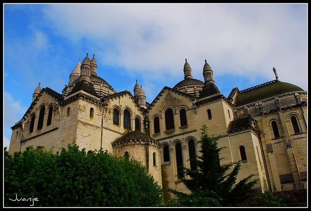 Catedral de Saint Front (Périgueux, Francia, 1-5-2009)