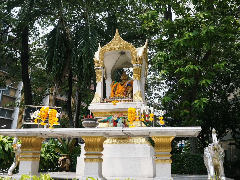 Bangkok shrine