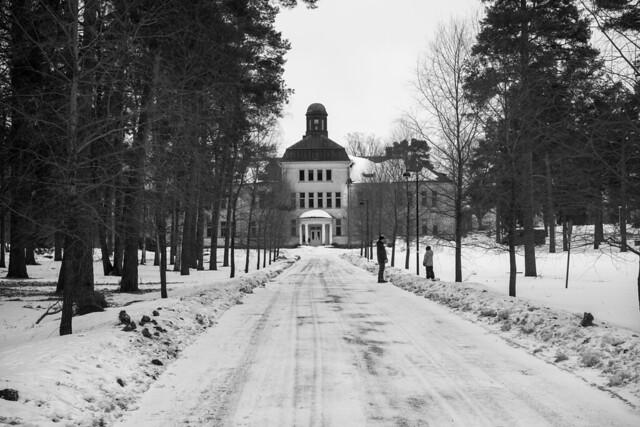 Nikkilä Mental hospital