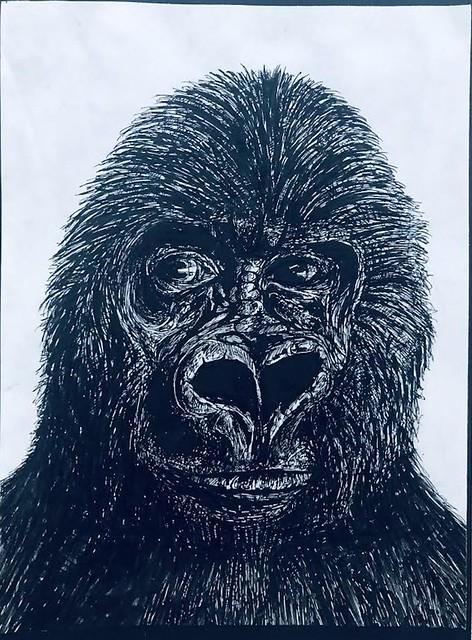 _The Gorilla_ by Keelin Bradley -Brady