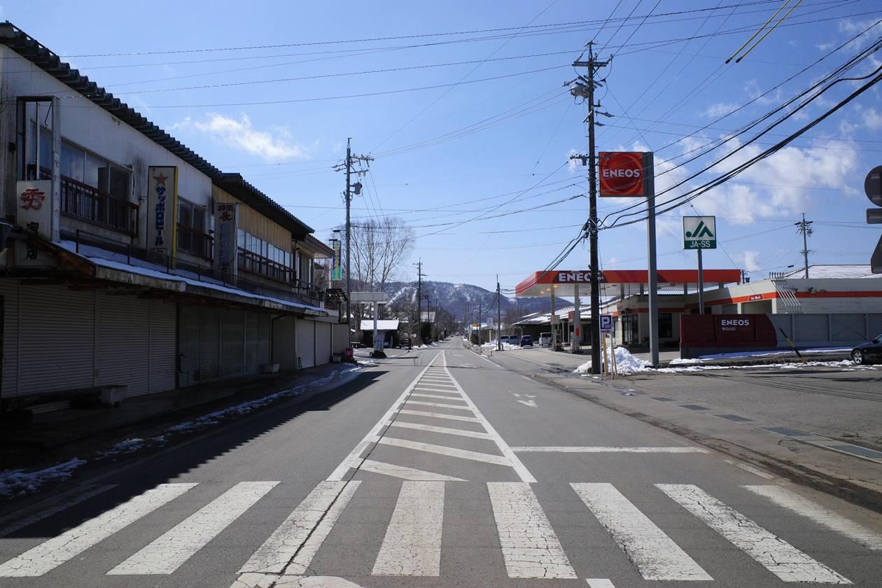 野辺山駅から飯盛山へ