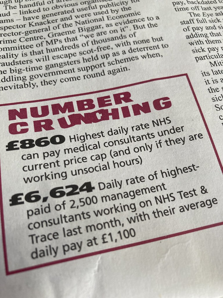 Private Eye 1543