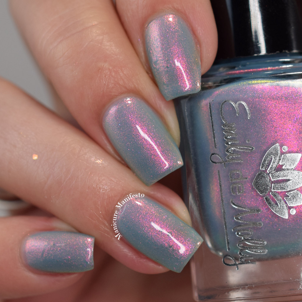 Emily De Molly Cloud My Vision swatch