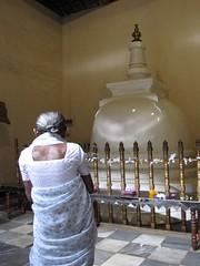 057 Sri Lanka Kandy Temple of tooth
