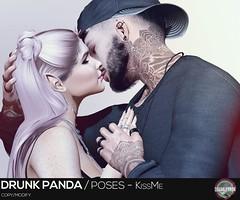 Drunk Panda - KissMe