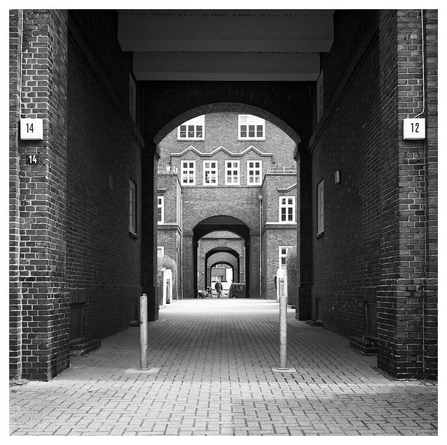 Hamburg-Dulsberg, Vogesenstraße