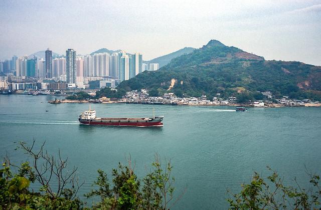 Hong Kong, Tseung Kwano and Devil's Peak.