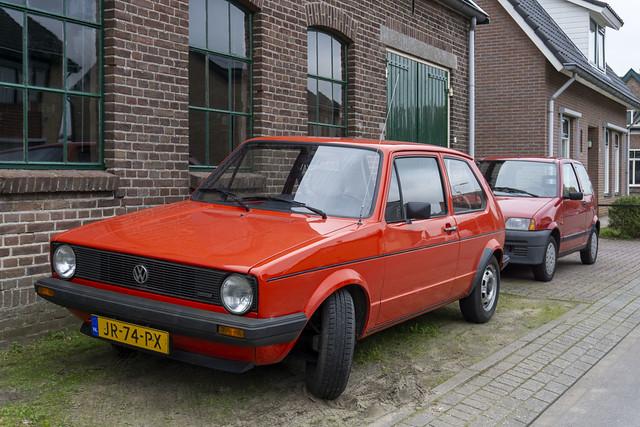 Volkswagen Golf C Diesel (1983)