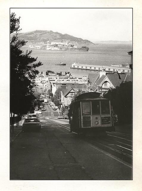 Alcatraz Island in 1975