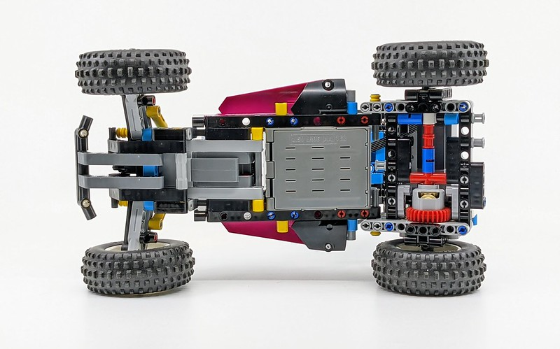 42124: Technic Off-Road Buggy Set Review