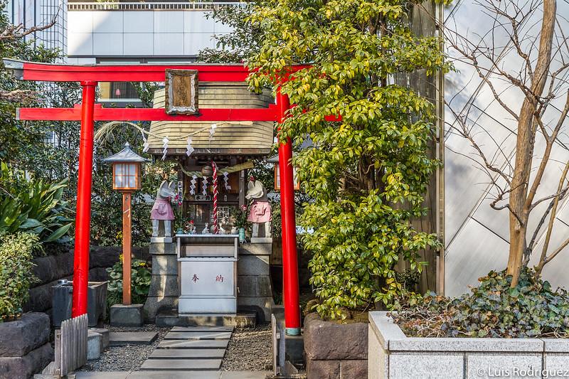 Santuario Yuraku Inari