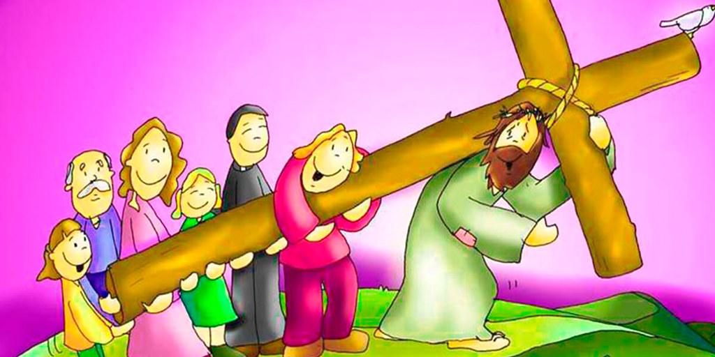 Via Crucis Niños-Adolescentes
