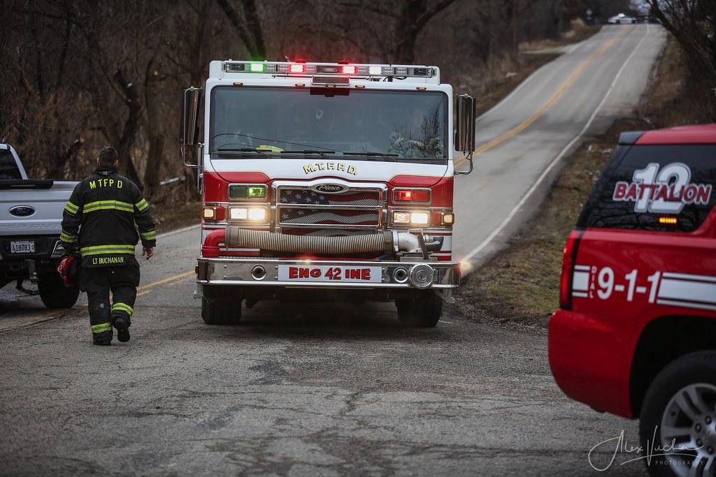 Serious Spring Grove Crash - 3/16/21
