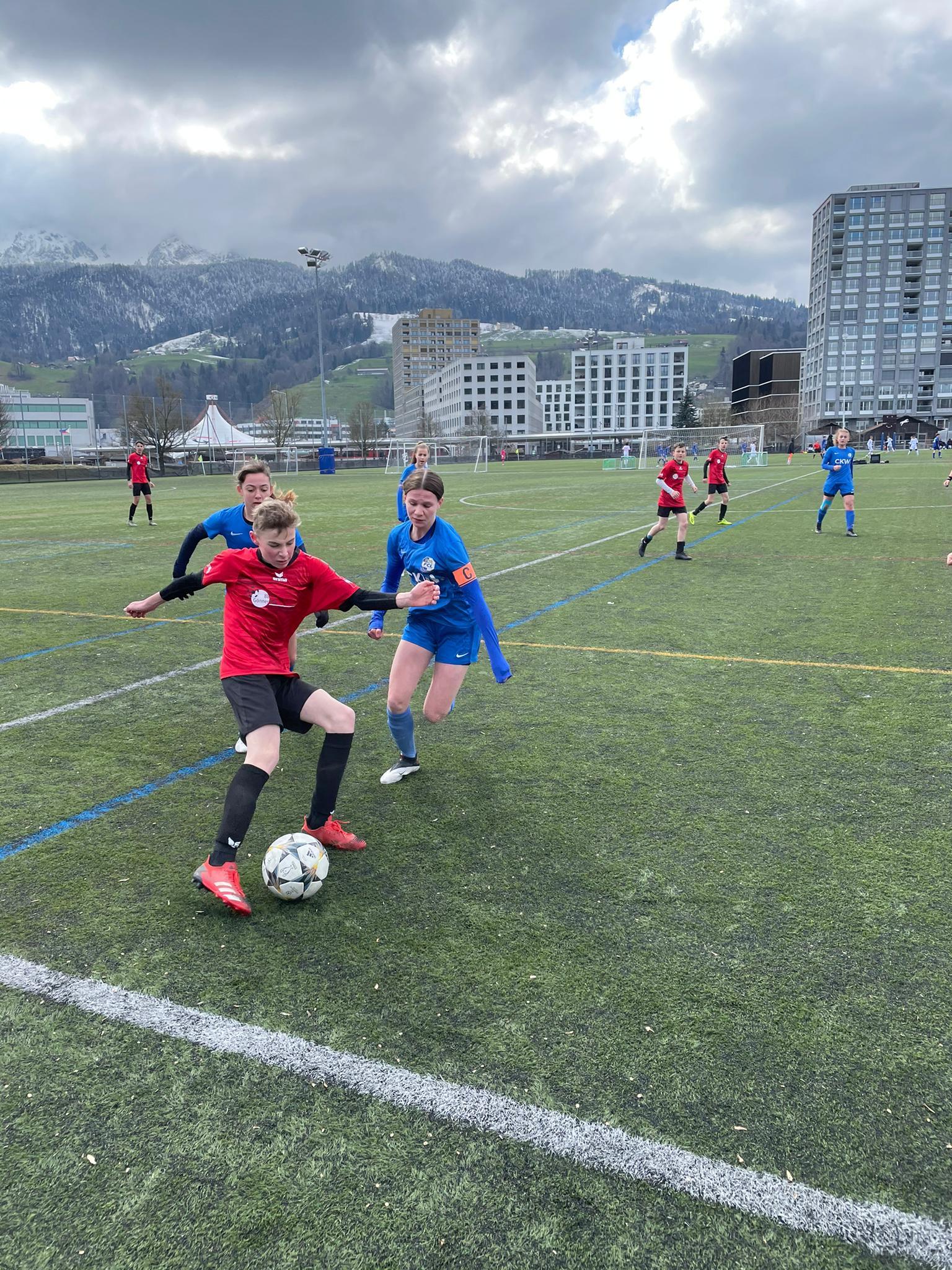 U17: FCL-Rottal 21-03-2021