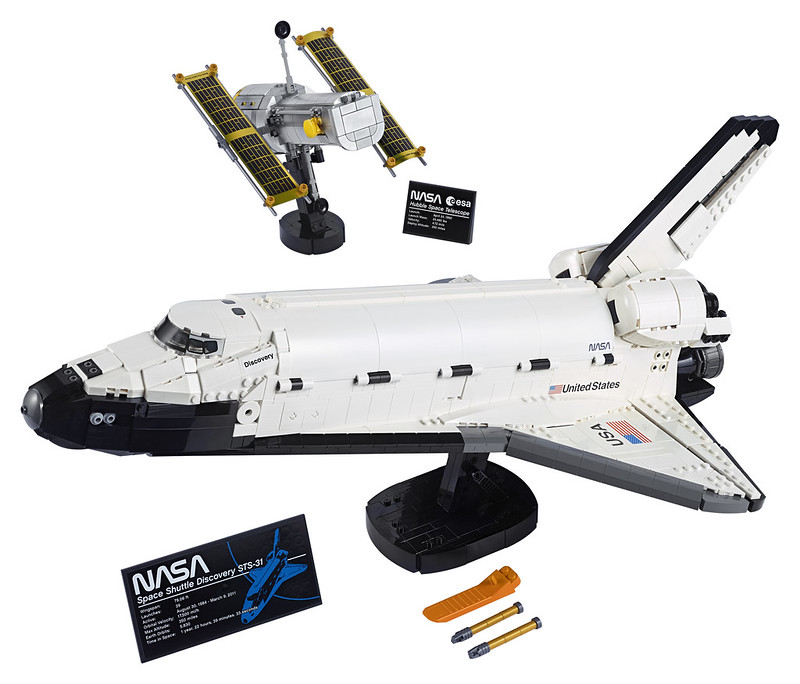 LEGO NASA Space Shuttle Discovery  Product 14