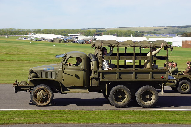 75th Anniversary of the Normandy Landings, D-Day Commemoration, Goodwood Revival Meeting (6)
