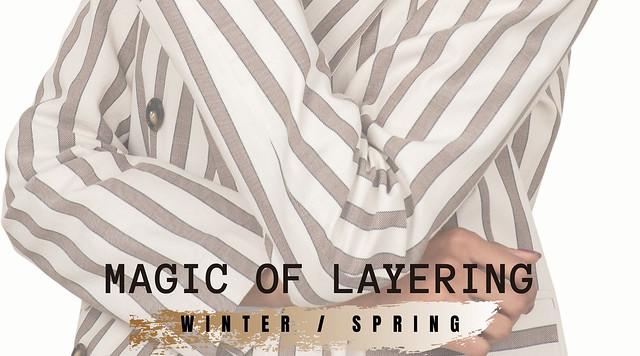 Magic of Layering Tanvii.com