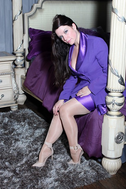 JJ Plush in purple