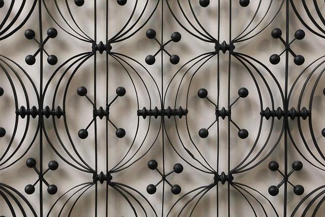 Elevator Grilles (1893-94)