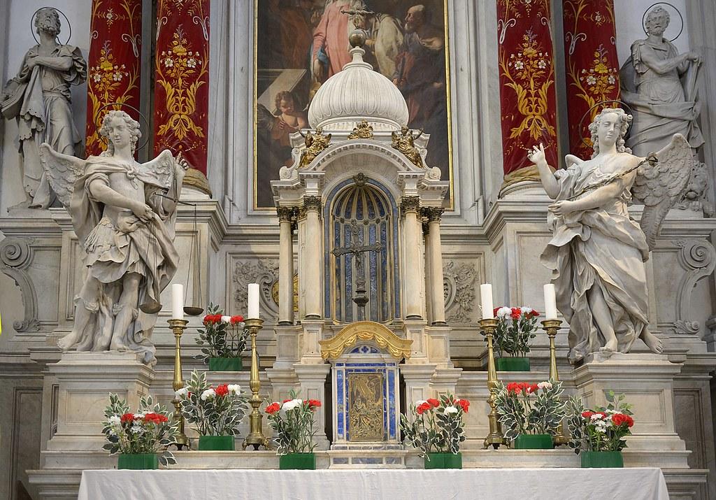 Santa_Maria_della_Visitazione_Altar_sculptures_Morlaiter