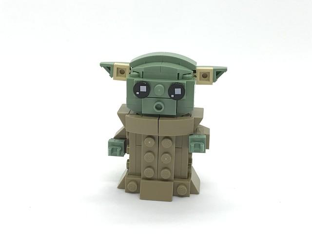 LEGO Grogu TUTORIAL