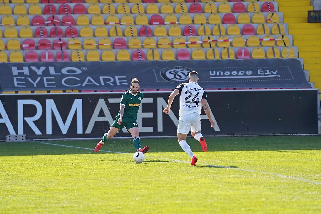 20.03.2021 | Saison 2020/21 | FC 08 Homburg | SV Elversberg