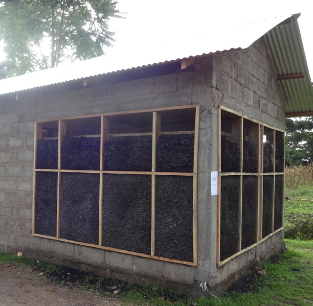 Tanzania Horticultural Association (TAHA) charcoal cooler