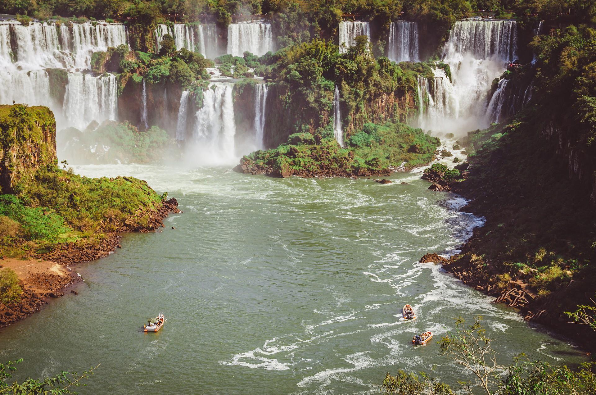 donde alojarse en Cataratas del Iguazú