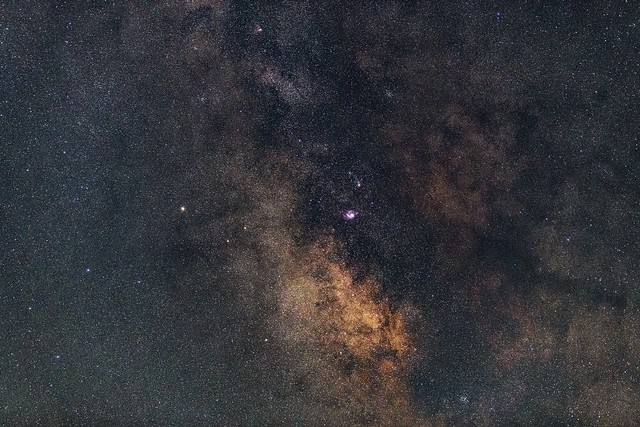 Somewhere In The Milkyway