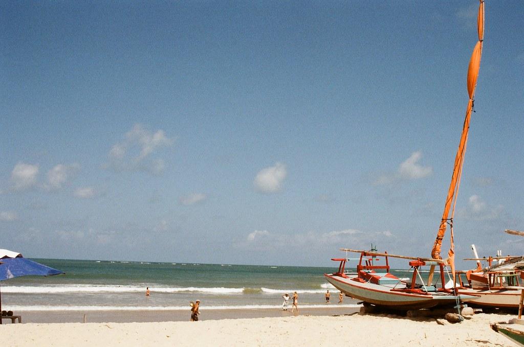 Praia de Genipabu - RN