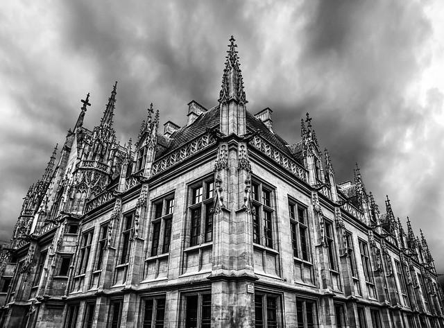 Palais de Justice - Rouen (76)