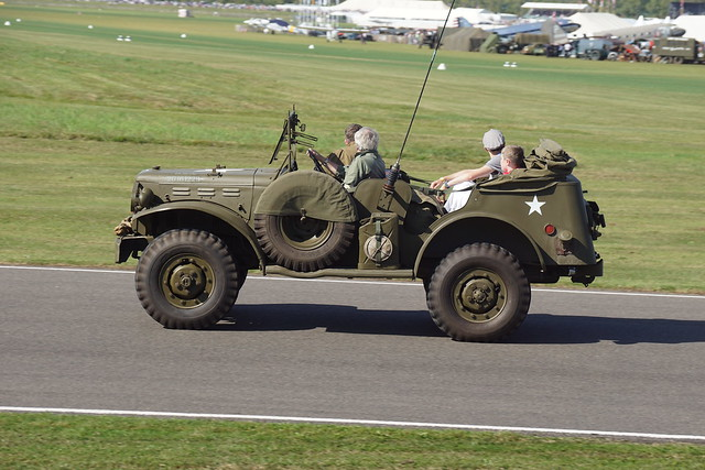 75th Anniversary of the Normandy Landings, D-Day Commemoration, Goodwood Revival Meeting (8)